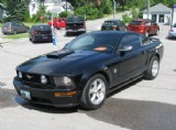 2009 Ford Mustang GT 45th Anniversary at Bertrand Motors, Campbellford, ON, K0L 1L0