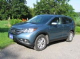 2014 Honda CR-V at Bertrand Motors, Campbellford, ON, K0L 1L0